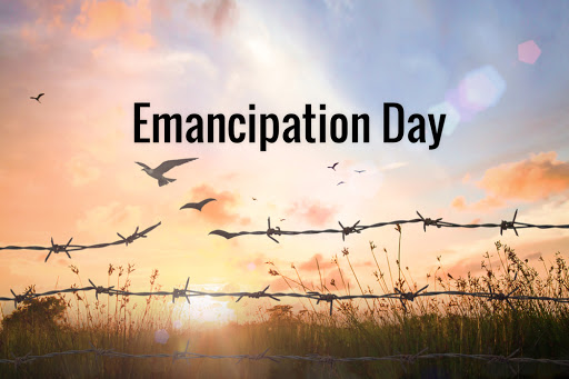 Emancipation Day Click for more info